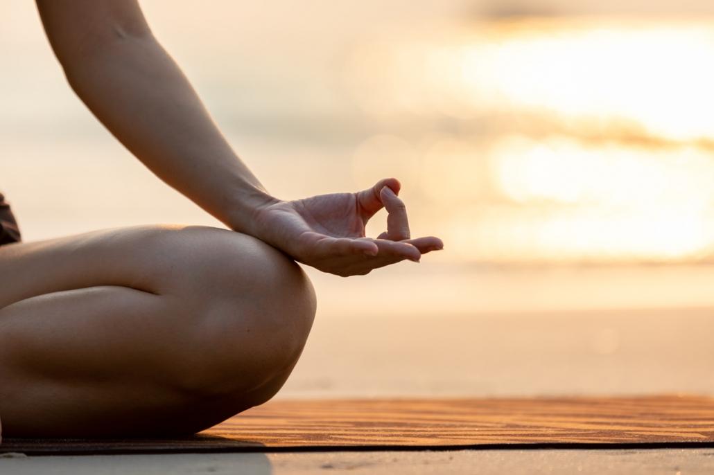 Mit Yoga aufrecht, klar und stark im Leben stehen
